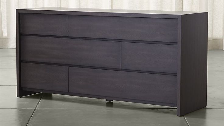 Reed 6-Drawer Dresser | Crate and Barrel