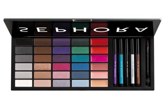 Artist Color Box de Sephora Precio: 39, 90 €