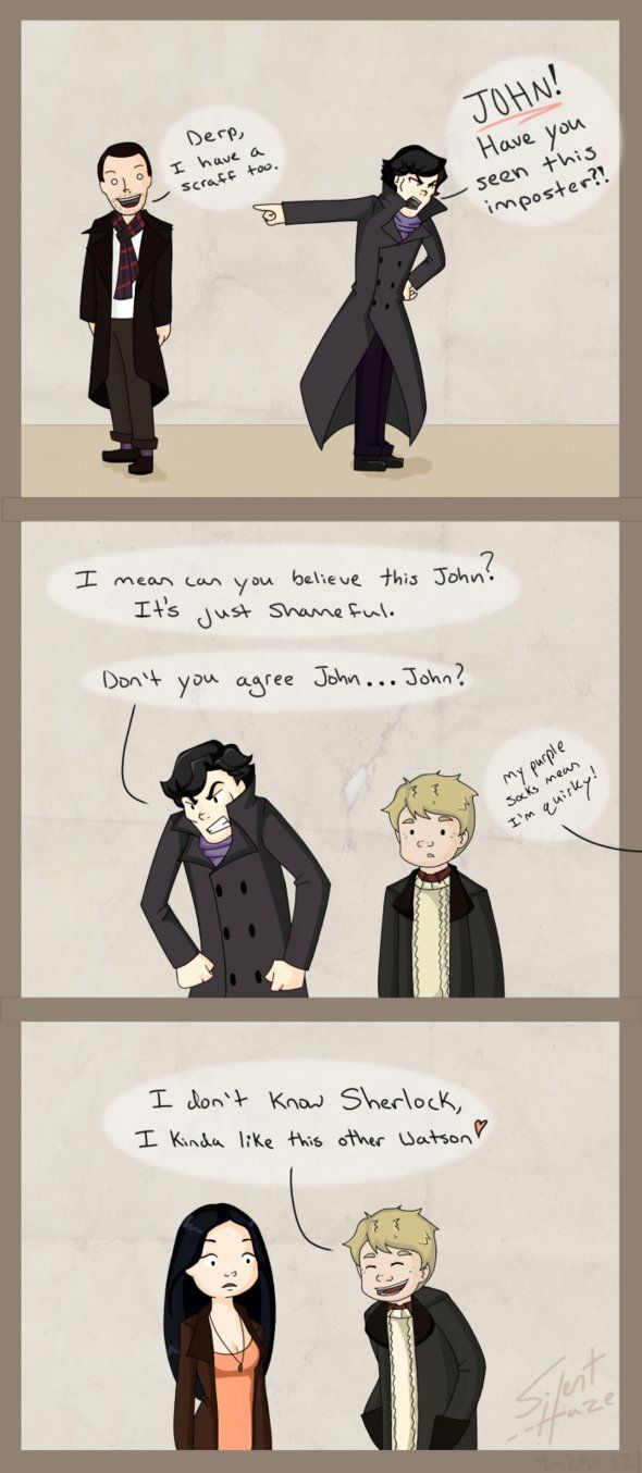 Sherlock vs Elementary. I'm sorry, but BBC Sherlock will always be my Sherlock. No offense. and no hate. but still. Benedict and Martin will always be the Sherlock and Watson in my eye <3 at least in this generation.