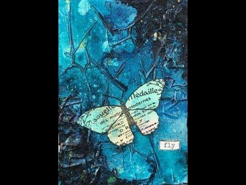 Art Journal Page 179  #artjournal #artjournalpage #artjournaling #artjournaltutorial #mixedmedia #ozegran #art #journalpage #journal #journalling #journaling