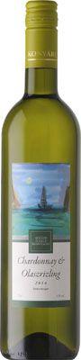 KONYÁRI Chardonnay - Olaszrizling 2014
