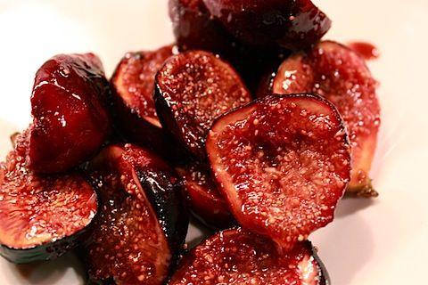 Caramelized figs!   Foodish   Pinterest