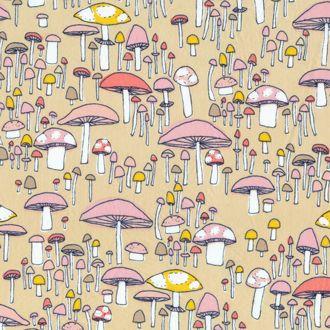 Mushroom March | Coral