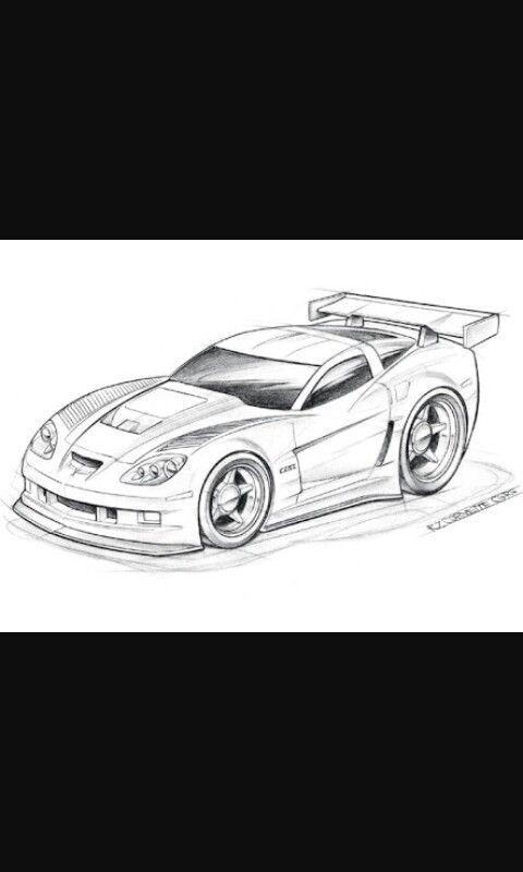 11 besten car sketches Bilder auf Pinterest | Skizzen ...