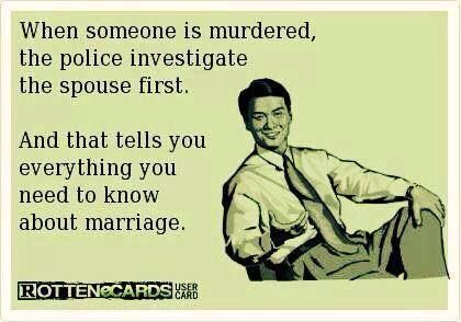Funny Ecards - Investigate the spouse - Funny Memes