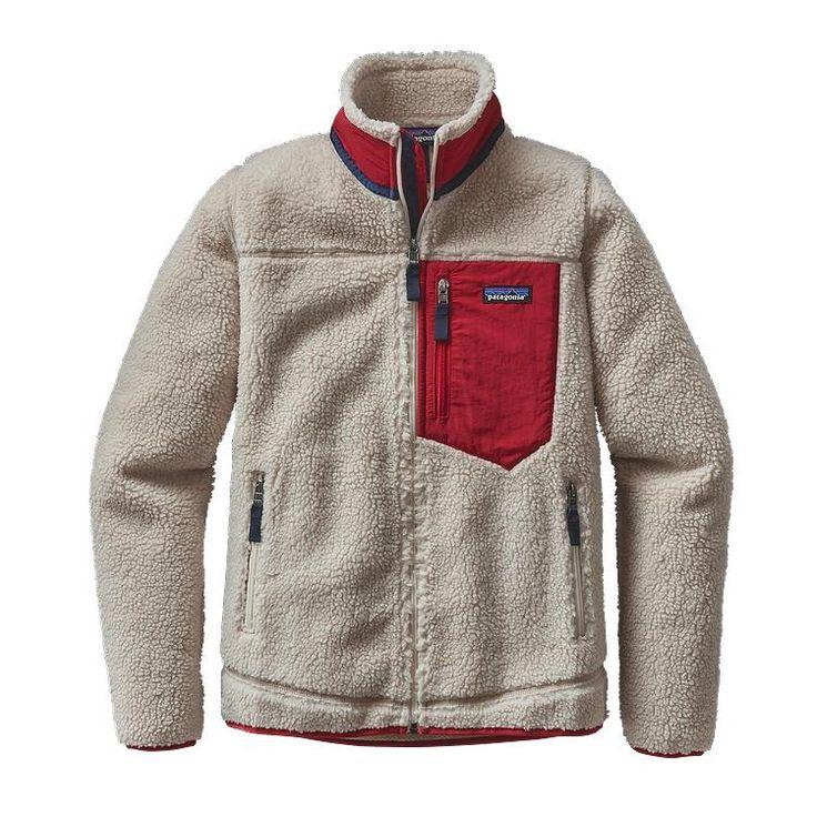 84254849fbc Patagonia Women  s Classic Retro-X u00AE Fleece Jacket - Natural NAT
