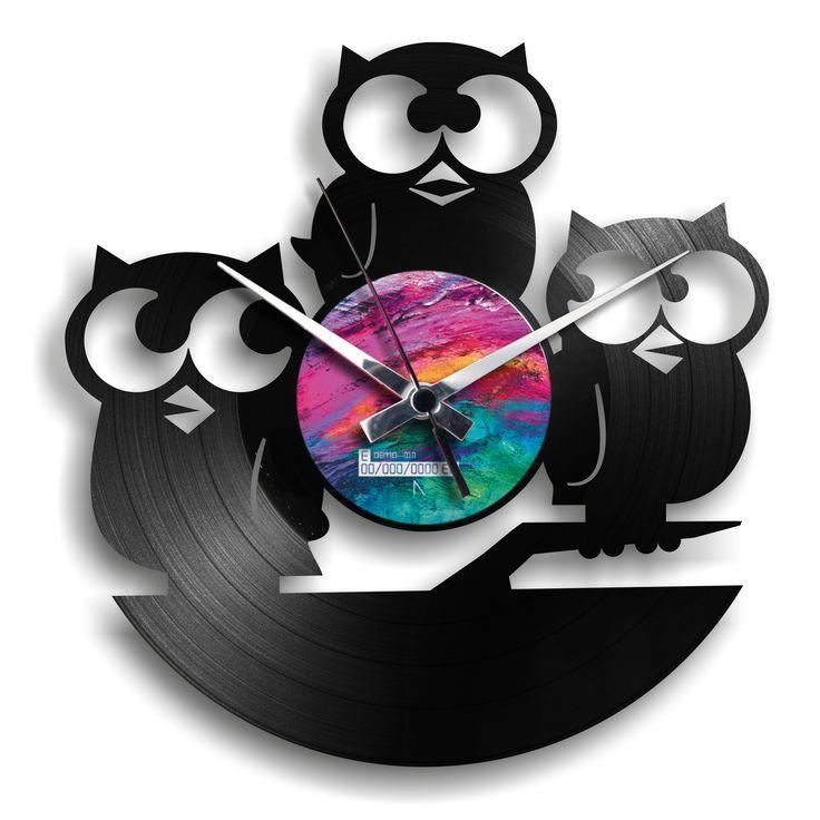 Disc'O'Clock Ceas de perete Cart