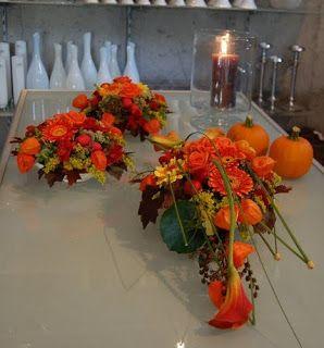 Muségatens Blomster: Høstbord? (lagt ut 21.10.2010)