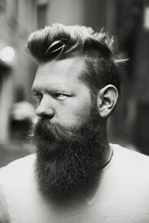 I just make sure to keep it conditioned and keep my neckline shaved. Then just sick back and wait for the awesomeness to begin. Beginners Guide To Styling & Growing A Beard | How To Grow A Beard Featuring BeardBrand