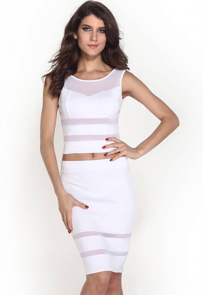 Witte jurk online shop