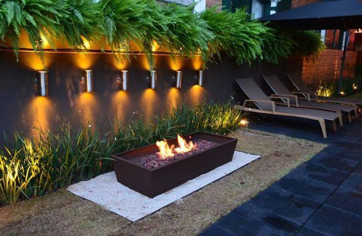 Jardines de estilo Moderno por Lightinox