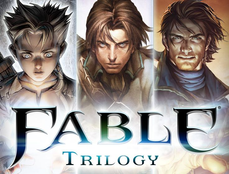 Don't forget you can get the Fable Trilogy NOW exclusively on Xbox!