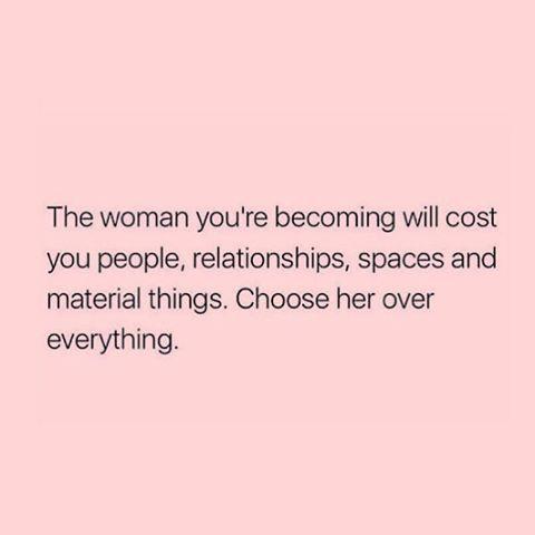 """Gefällt 4,530 Mal, 48 Kommentare - Empowering Women (@bossladiesmindset) auf Instagram: """"Choose her"""""""