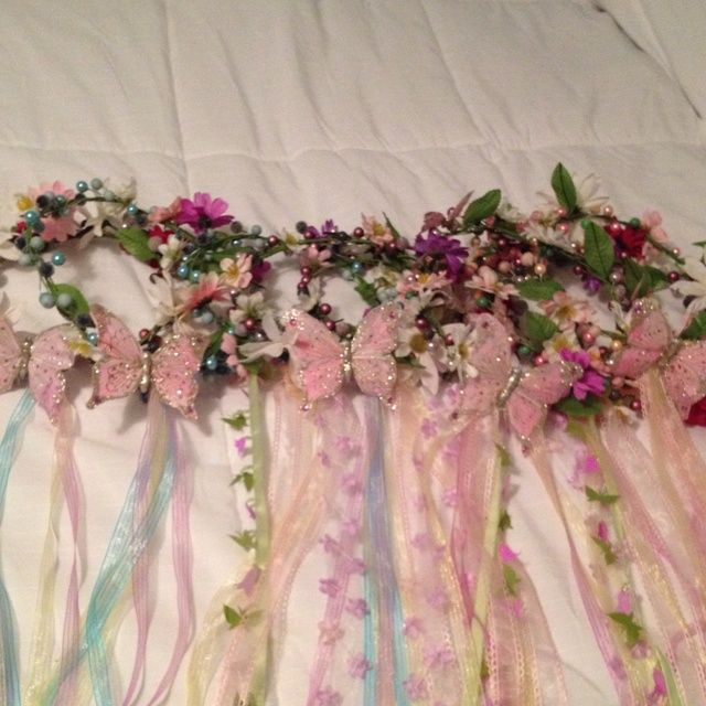 DIY Fairy crowns | Fairy Crowns~