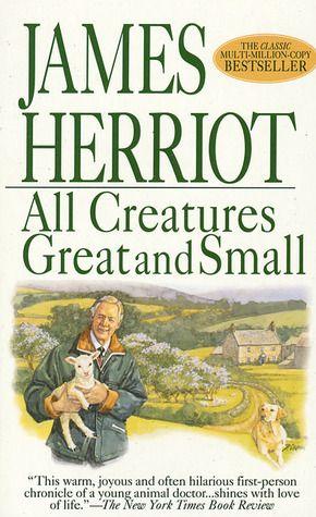 All Creatures Great and Small   comme j'ai aimé la lecture de ses aventures de vétérinaire d'une autre époque