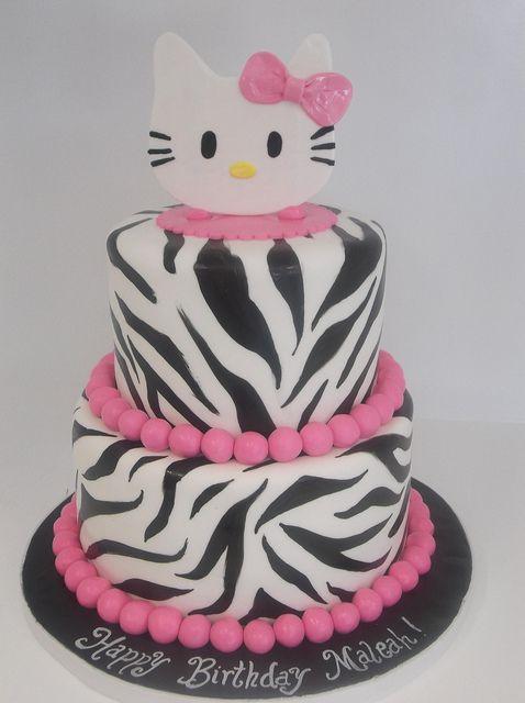25+ best ideas about Zebra print cakes on Pinterest ...