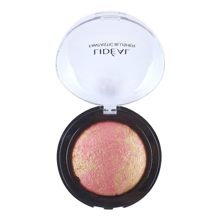 7 Colors New Brand Bronzer Powder Blush Blusher Makeup Palette Facial Eye Shadow Free Shipping Make Up With Brush