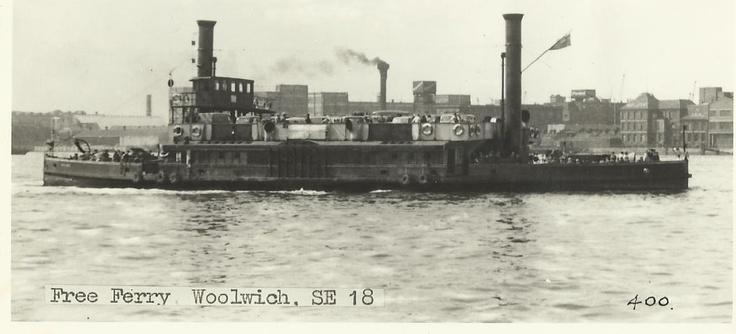 Woolwich Free Ferry
