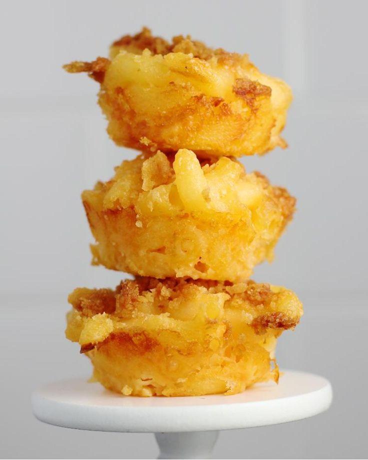 Mac and Cheese Bites Recipe