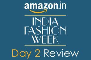 Fashion on and beyond the ramp cause a stir on day two. #AIFW16 #AmazonIndiafashionweek #fashionweek #Fashionshow
