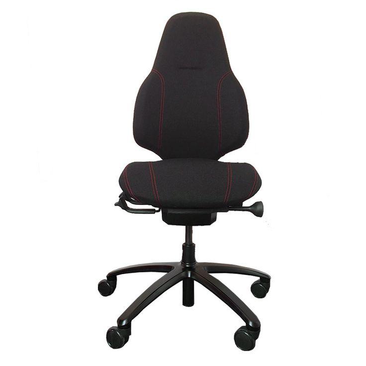 Lkker ergonomisk kvalitets kontorstol fra RH Stolen