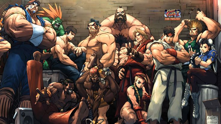 So in news street fighter five is going to be a PS4 and PC exluscive and the game's story is taking place after Street Fighter Third Strike? Will they have any more characters from Third Strike or street fighter alpha come out to fight?