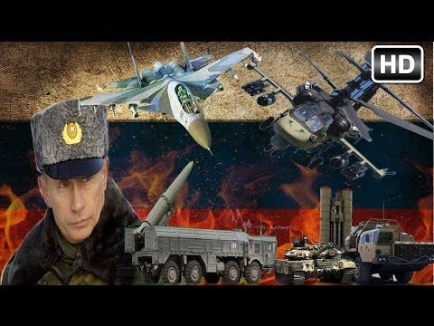 Incredible Russian Armed Forces in Action - Forças Armadas Russas - Воор...