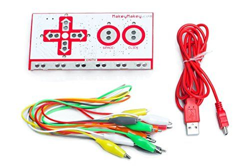 Makey Makey - An Invention Kit for Everyone Makey Makey http://www.amazon.com/dp/B008SFLEPE/ref=cm_sw_r_pi_dp_2KzKub1KYMCSZ