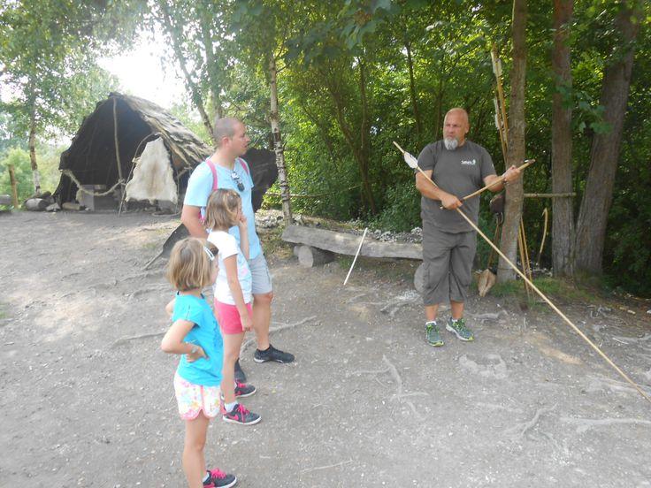 Comment chassait-on à la préhistoire? Parc archéologique et de la préhistoire de Samara, Amiens