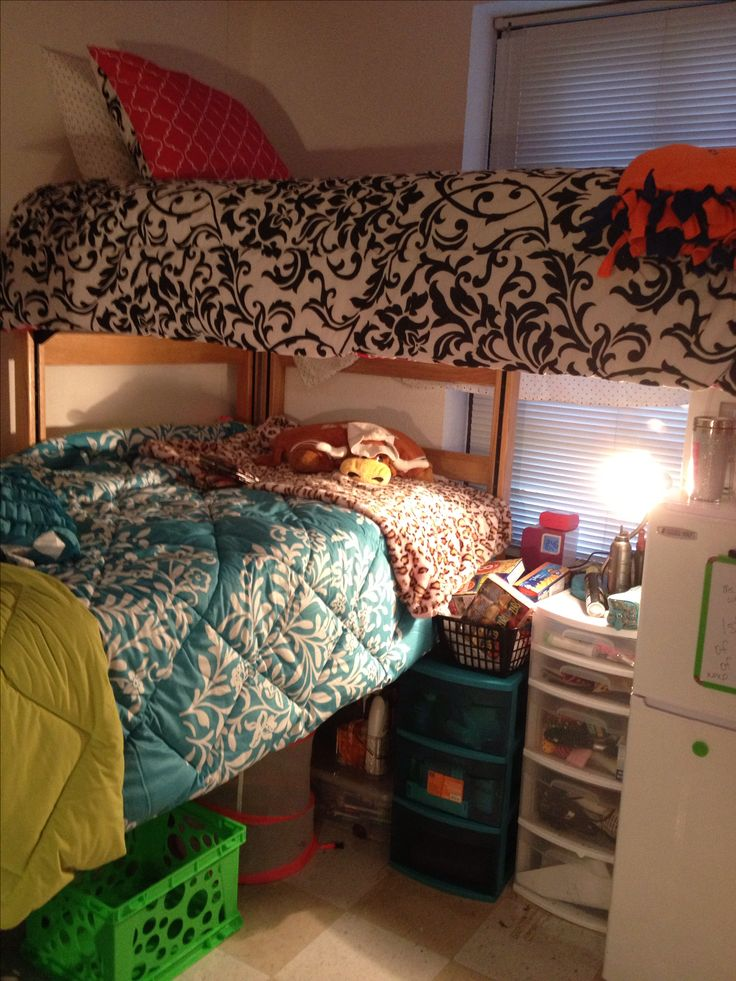 SHSU Dorm Room Decor and Arrangement Ideas