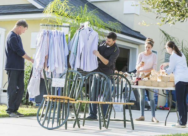 The Biggest Mistakes Most People Make At Garage Sales Homeowner Garage Sale Tips Garage Sales