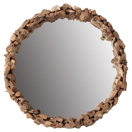 Driftwood Wall Mirror.