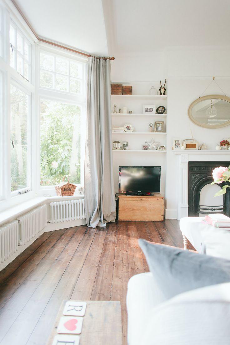 A stylish renovation of a period property