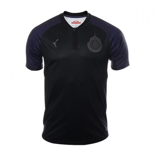 size 40 fd107 a576e 2017-18 Chivas De Guadalajara Away Soccer Jersey Short ...