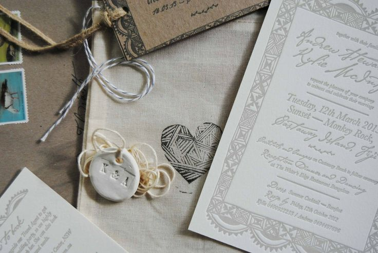 clay tags...could do this for my brides with the fondant stamps!