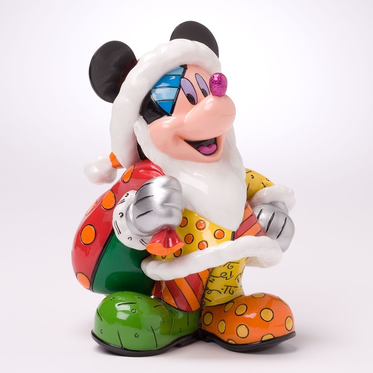 Old St. Nick - Christmas Mickey Mouse