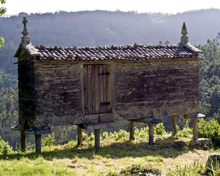 Hórreo gallego