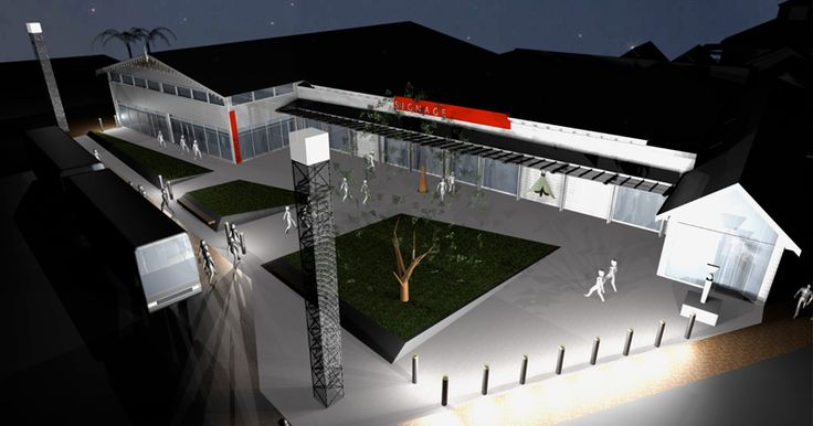HB Architecture, The Hub Te Manawa, Whangarei Art Museum, Whangarei, New Zealand