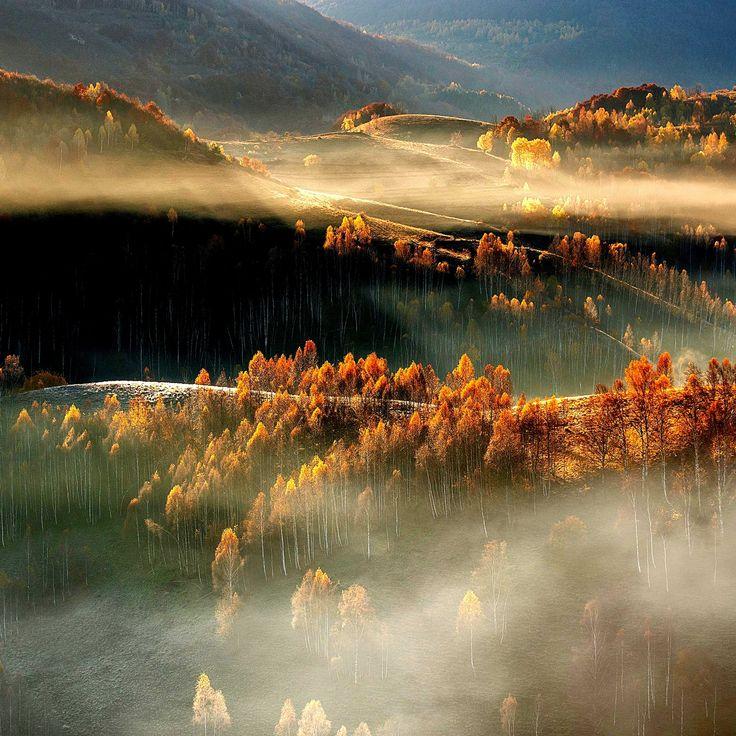 Misty morning - Apuseni mountains - Romania - zoltán kovács - Google+