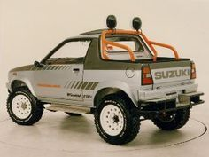 Suzuki Mighty Boy 4x4