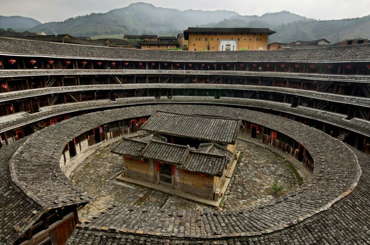 Tulous: Fortified Earth Buildings of China