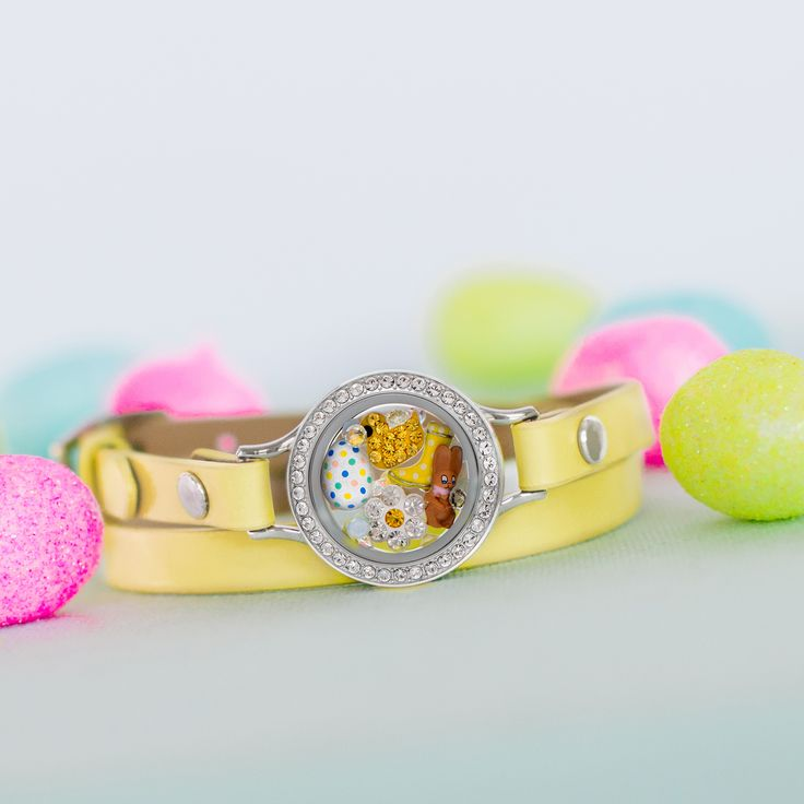 Origami Owl Spring 2017 | Origami Owl Easter Collection | Origami Owl Ring | Origami Owl New Look | Email kristy@foreversparkly.com for a free gift with purchase!