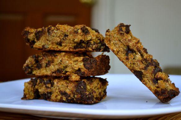 Pumpkin Granola Bars | Breakfast Food | Pinterest