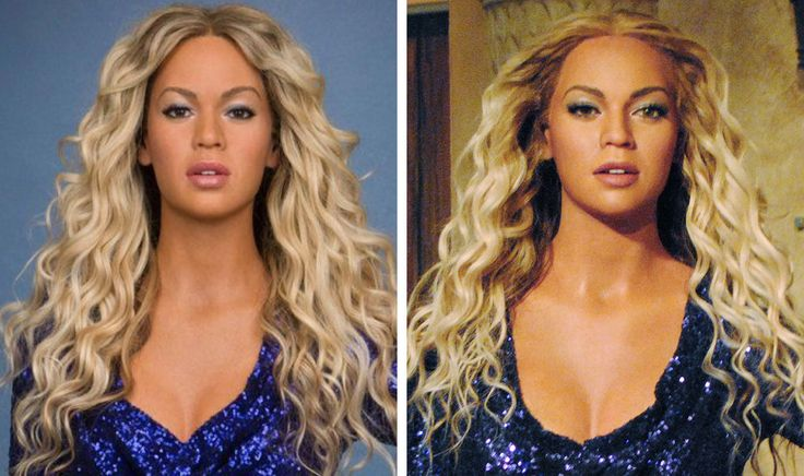 Beyoncé Statue at Madame Tussauds Is Adjusted After Criticism