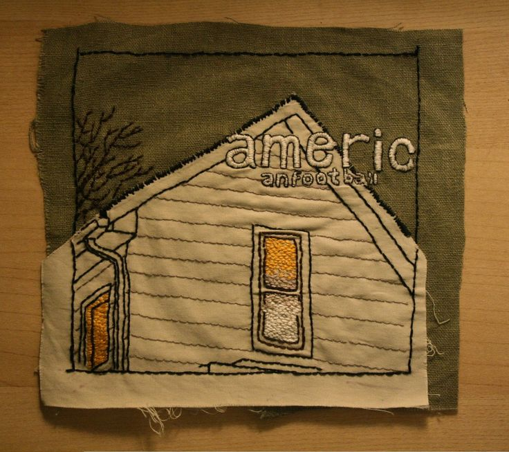 american football band, cover art design | Music and Merch | Pinterest | Football, Posts and ...