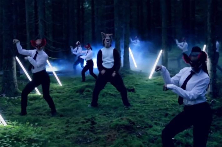 "what does the fox say video | Move Over, Psy — Norway's Weird ""What Does The Fox Say?"" Video ..."