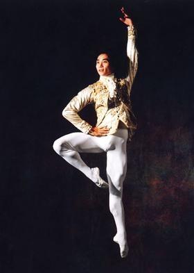Li Cunxin - Mao's Last Dancer and former Houston Ballet dancer