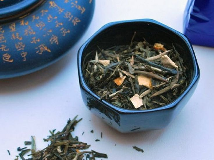 Propiedades del té oolong o azul para adelgazar y la salud