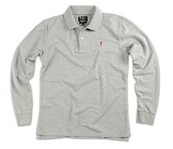 Polo manches longues homme Gary ML  Bexley