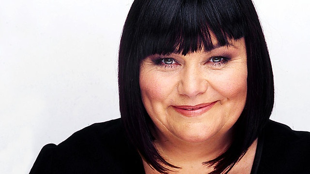 Dawn French --- FANTASTIC ENGLISH Comedy Actor & WRITER !!!!!!!! of Absolutely Fabulous to name a few .... xoxoxoo